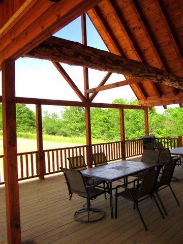 Lazy Bear Lodge Rental In Hocking Hills Ohio